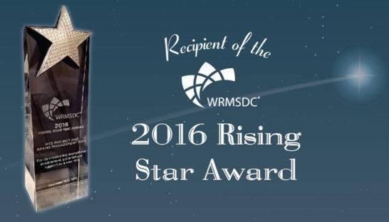 Rising Star MBE Award
