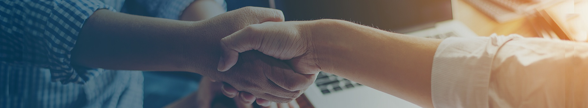 handshake partnership