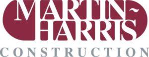 Martin Harris Construction Logo