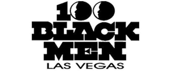 100 Black men las vegas logo